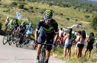 Dayer Quintana es segundo en la general del Tour de San Luis