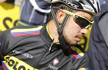 Rodolfo Torres, por una exitosa temporada con el Androni-Sidermec de Italia