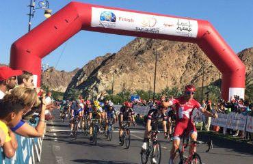 Alexander Kristoff vencedor de última etapa de Tour de Omán