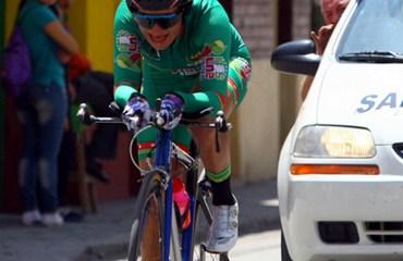 Ana Cristina Sanabria, oro en la CRI de los Campeonatos Nacionales de Boyacá