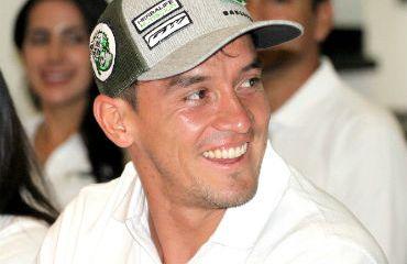 Carlos Mario Oquendo, una de las estrellas del Mundial de BMX en Medellin 720