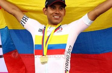 Edwin Avila, quinto en la etapa de este martes