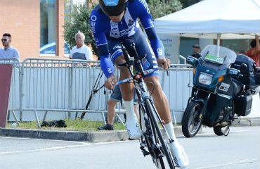 Rafael Reis ganador de Prólogo de Vuelta a Portugal