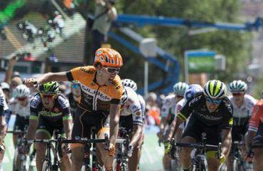 Kris Dahl ganador de primera etapa del Tour de Utah