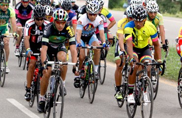 Con total éxito se viene realizando Vuelta a Colombia Master