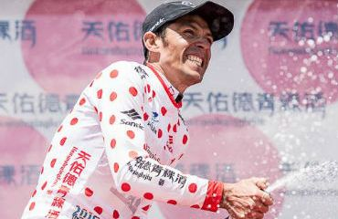 Francisco Colorado es el mejor colombiano en la prueba china