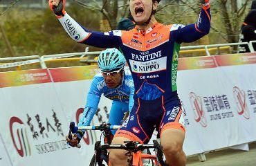 Nicolás Marini ganador de cuarta etapa de Tour de Tahiu