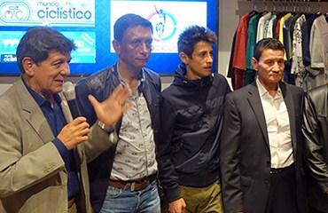 Mundo Ciclístico reunió la historia del ciclismo colombiano en la celebración de sus 40 años