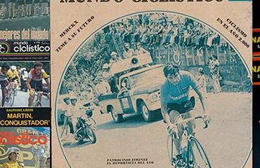 La Revista Mundo Ciclístico celebró este 1 de Diciembre 40 Años de Vida