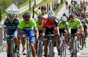 Juan Esteban Arango ganador de primera etapa de Clásico de Rionegro