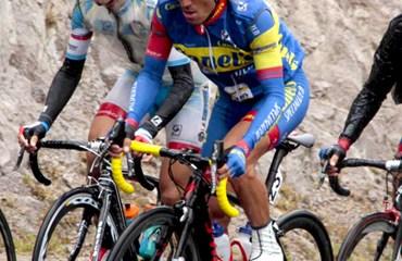 Francisco Colorado, uno de los 3 colombianos en el Tour de Tailandia