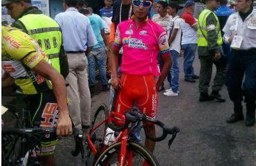 Iván Ramiro Sosa hace parte del Tour de Bretaña