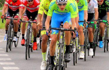Javier Montoya, una de las atracciones de la Vuelta de la Juventud