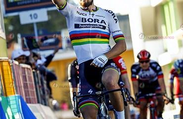 Peter Sagan, uno de los favoritos a la victoria