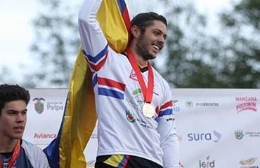 El menor de los Gutíerrez se alzó este sábado con la victoria en el DH del Panamericano 2017 en Paipa
