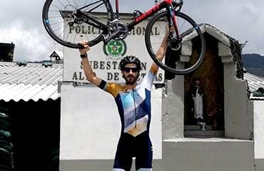 Sebastián Gil será uno de los protagonistas del desafío EVERESTINGLETRAS