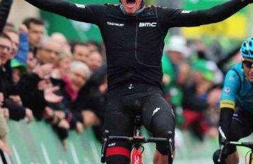 Stefan Kün ganador de segunda etapa de Tour de Romandía