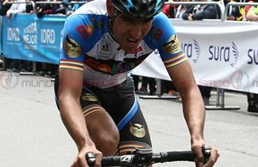 Omar Mendoza sub-campeón de la modalidad de la montaña