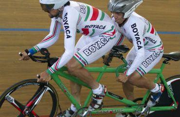 Campeonato Nacional de pista y ruta ciclismo paralímpico 2017