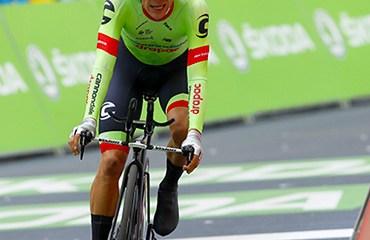 Rigobert Urán será el tercer colombiano tras Fabio Parra y Nairo Quintana