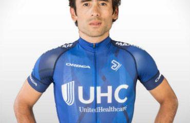 Janier Acevedo fue 15 en la crono-escalada del Tour de Utah