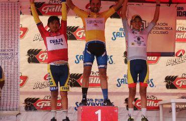 Yeison Rincón nuevo líder de Vuelta a Guatemala Sub-23