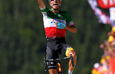 Fabio Aru deja el Astana y pasa al Emiratos Árabes Unidos para el 201