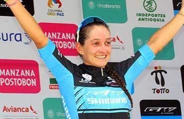 Katerin Montoya encabezará el equipo del Carmen de Viboral en la Vuelta a Colombia Femenina