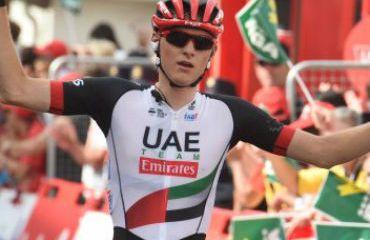 Matej Mohoric, el gran vencedor en Hong Kong