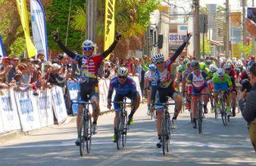 Mauro Richeze se impuso en segunda etapa de Vuelta a Chile
