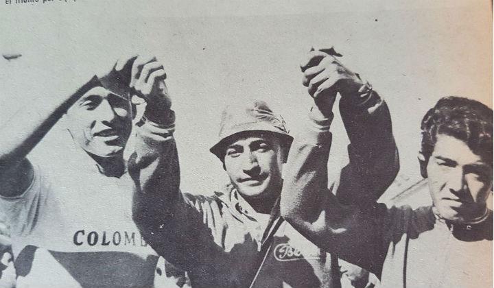 Martin Cochise Ridríguez, Luis Otalvaro y Álvaro Pachón marcaron historia en Vuelta a México