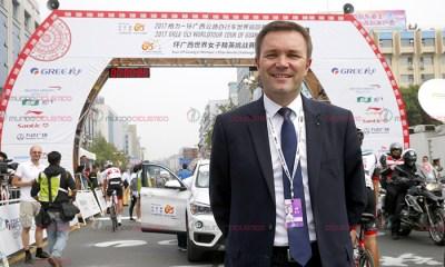 David Lappartient presidente de UCI solicita a SKY suspender a Chris Froome