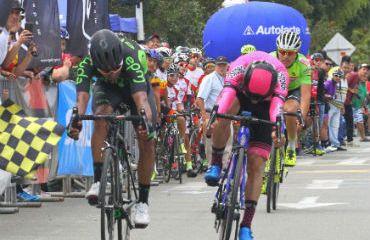 Sergio Higuita vencedor de última etapa de Clásica de Rionegro