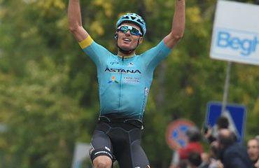 Luis León Sánchez ganador de la Vuelta a Murcia