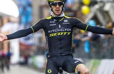 Adam Yates se impuso en la 5a jornada de la Tirreno-Adriatico mientras su hermano Simon alcanzaba el subcampeonato de París-Niza