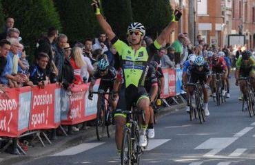 Cameron Bayly, el vencedor de cuarta etapa de Tour de Taiwan