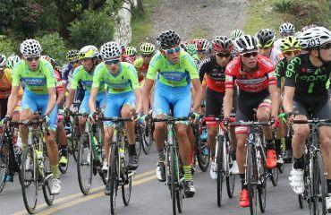 Listo recorrido de Vuelta de la Juventud 2018