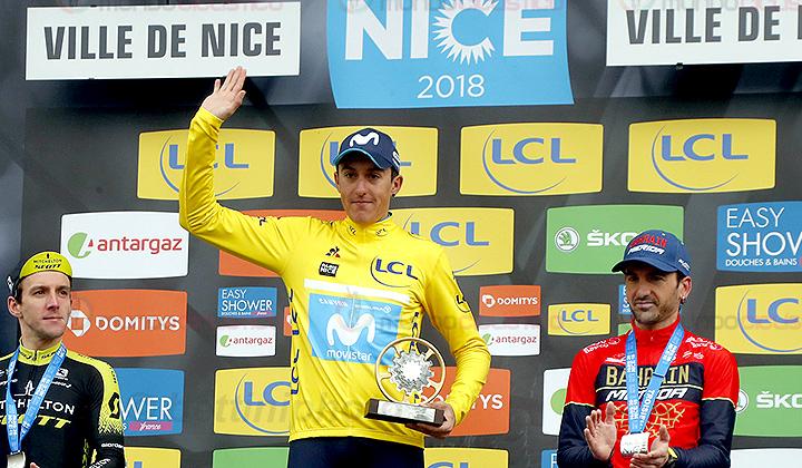 """Soler levantó el título final de la edición 2018 de la """"Carrera del Sol"""""""
