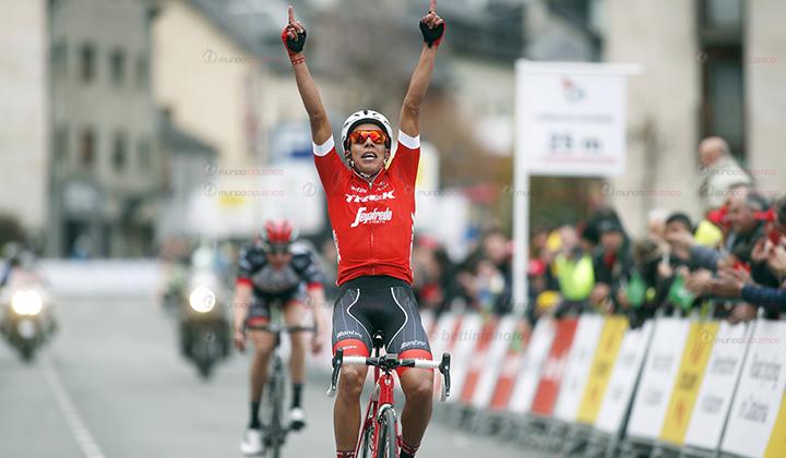Jarlinson Pantano, uno de los ocho colombianos en Giro de Italia