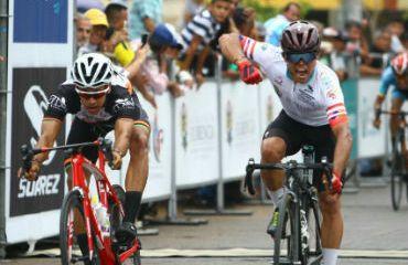 Juan Esteban Guerrero alcanzó segunda victoria en Vuelta de la Juventud