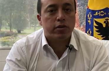 El Director del IDRD, Orlando Molano, habla con Mundo Ciclístico sobre la Cultura de la Bicicleta en Bogotá
