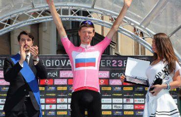 Aleksandr Vlasov se proclamó como nuevo campeón del Giro de Italia Sub-23