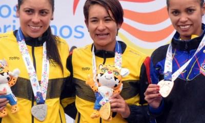 Sanabria y Colmenares dominaron el podio de la cita continental boliviana