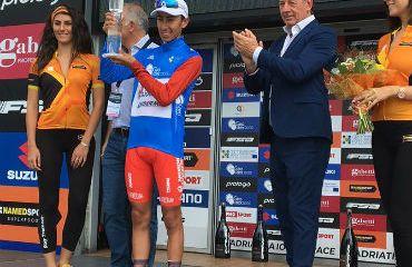 Colombiano Iván Ramiro Sosa, campeón de la Adriática Iónica