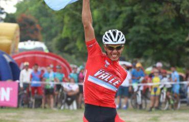 Juan Fdo. Monroy, uno de los ganadores de primera jornada de Nacional de MTB