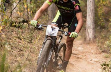El ciclomontañista Leonardo Páez gana por quinta vez la Hero Sudtirol Dolomites