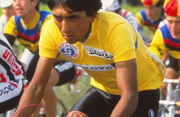 Martín Ramírez fue el primer colombiano en proclamarse campeón de una gran prueba por etapas en Europa