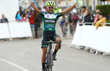 Oscar Pachón vencedor de segunda etapa de Vuelta a Cundinamarca