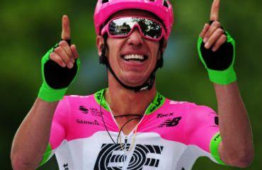 Rigoberto Urán, uno de los colombianos inscritos para el Tour de Francia 2018