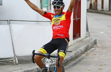 Wldy Sandoval (Strongman - Coldeportes - Wilier) Campeón de la Vuelta Cundinamarca 2018